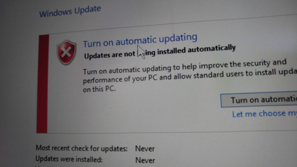 How To Manually Find And Install Windows Server Hotfix