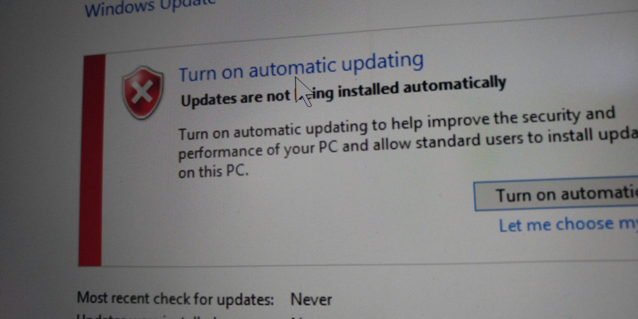 How to manually find and install Windows Server hotfix – update