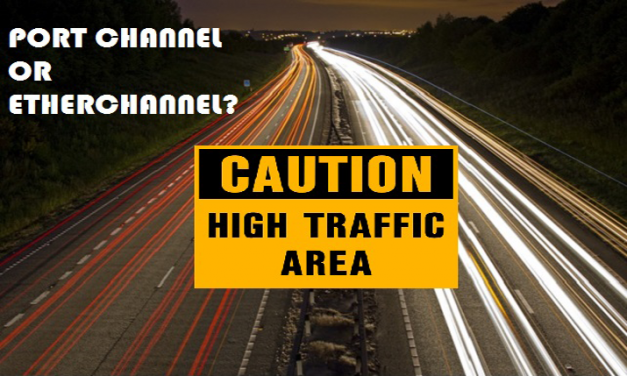 Port Channel or EtherChannel?