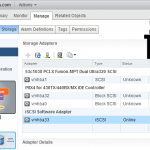 How to configure and present an iSCSI LUN on VMware vSphere ESXi