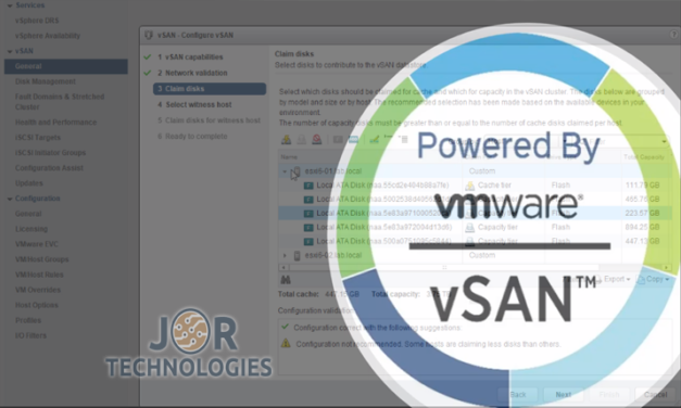 VMware vSAN commands and troubleshooting